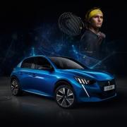 Peugeot und Tennis